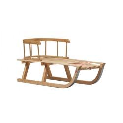 Sanki dla dzieci drewniane tradycyjne