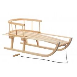 Sanki dla dzieci drewniane...