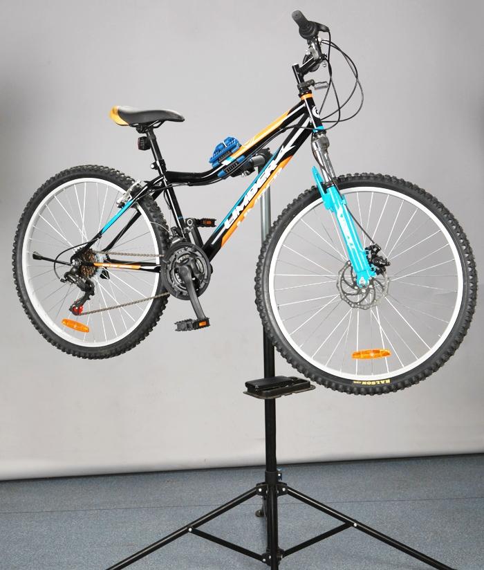 Rower na stojaku